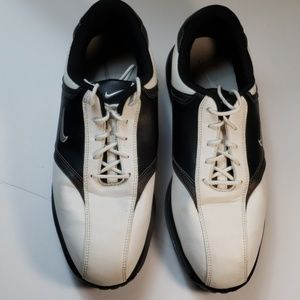 Nike Golf Heritage Men's Shoes Cleats Size 10.5